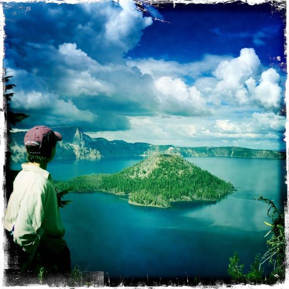 Goodbye Crater Lake